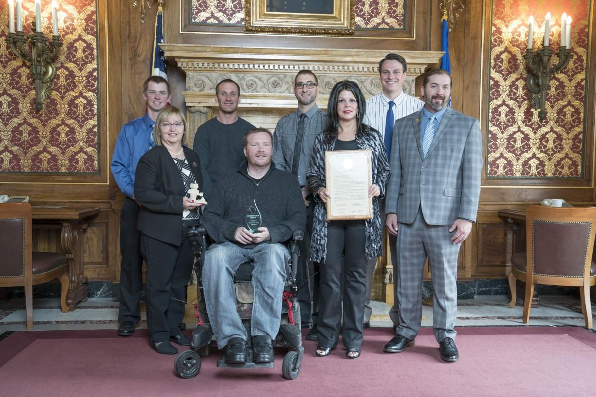 BMC wraps up special deer hunt, receives Hometown Hero Award from State Assembly