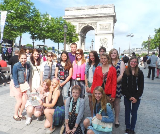 HHS students connect with French pen pals | News