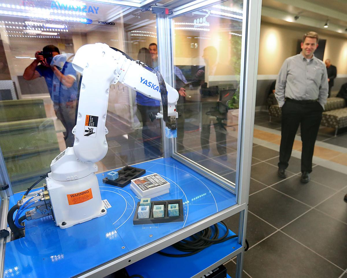 Ashley Furniture And Western Technical College Announce Robotic Skills Training Partnership