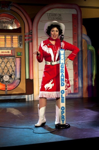 Performer Traces Life Of Country Singer Patsy Cline