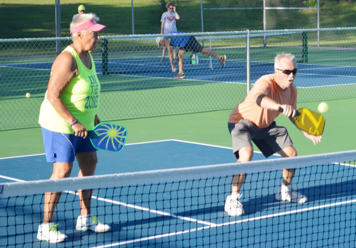 La Crosse News >> Pickleball finds new home in Onalaska | News | lacrossetribune.com