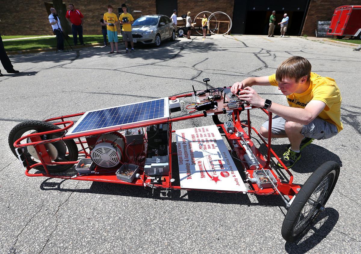 Logan Autonomous Vehicle 1