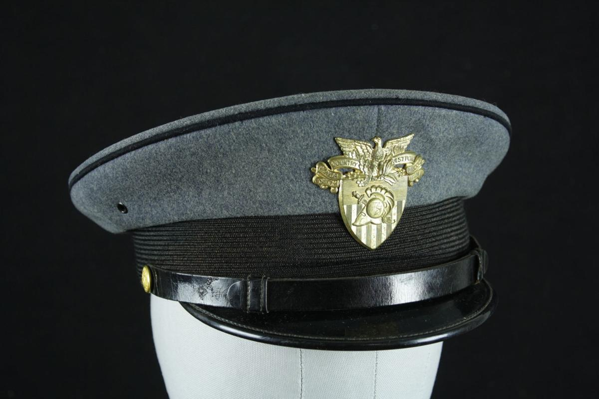 Things That Matter: West Point Academy dress hat