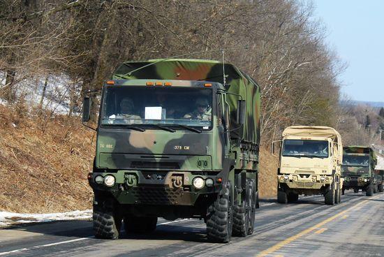 Training vehicles