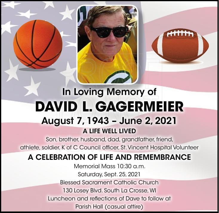 David L. Gagermeier