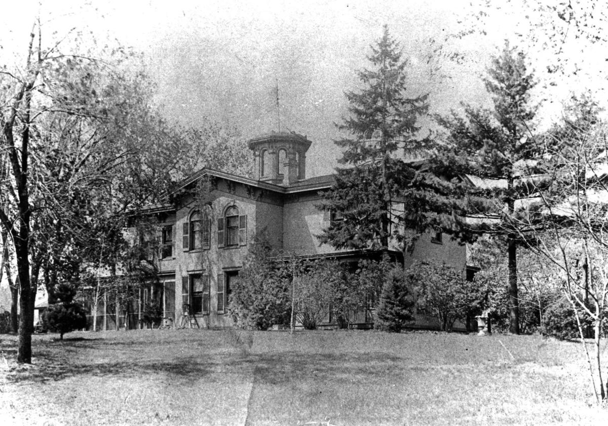 Rublee-Washburn house