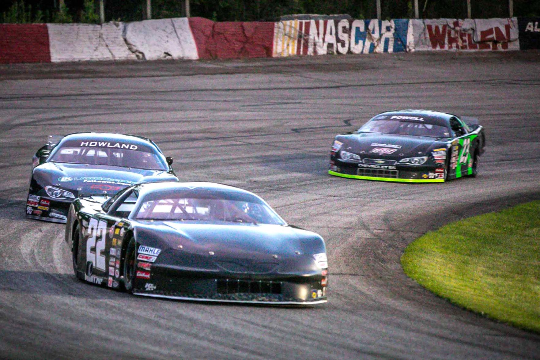La Crosse Fairgrounds Speedway: Nick Panitzke is not your typical Late Model driver