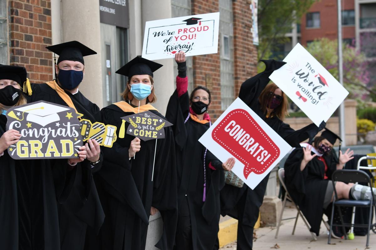 Western Technical College graduation 2021