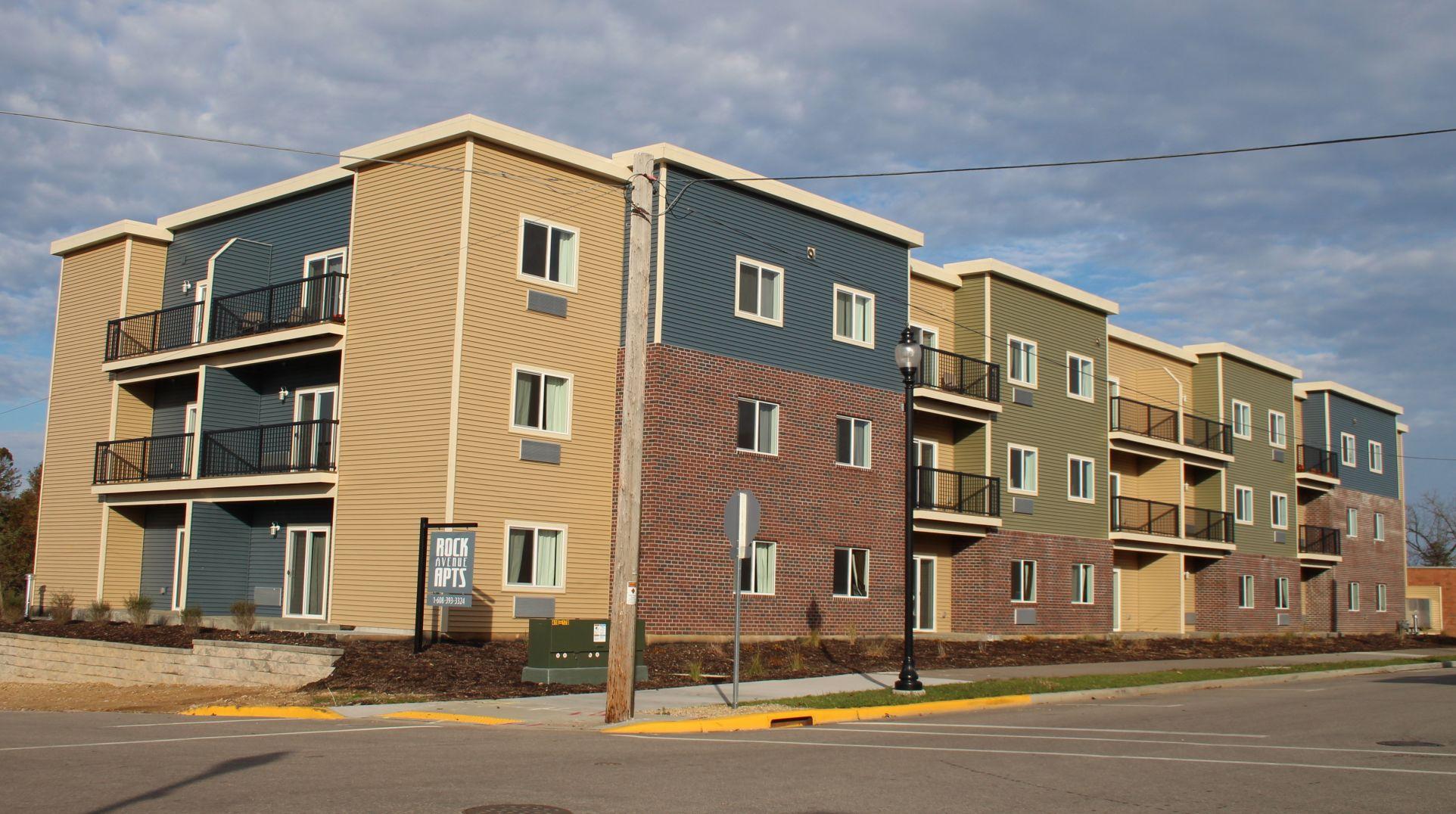 Rock Avenue Apartments
