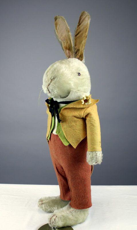 Things That Matter: Howard Nestingen's White Rabbit