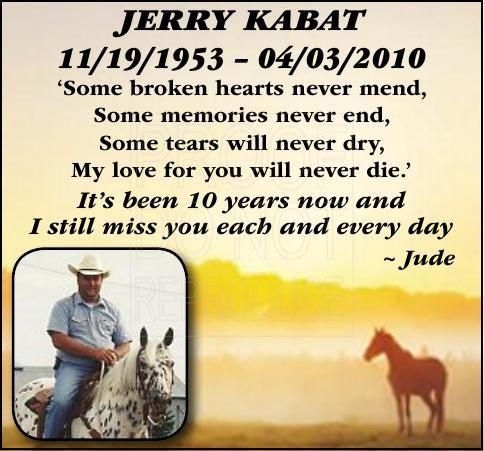 Jerry Kabat