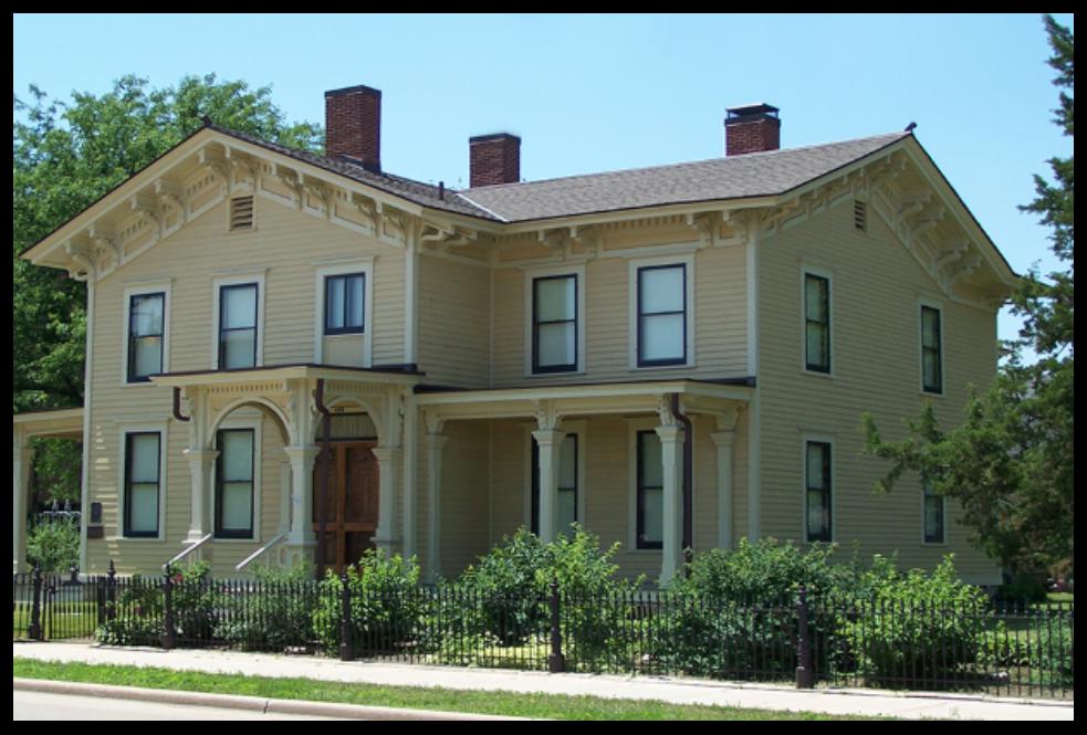 Historic Hixon House
