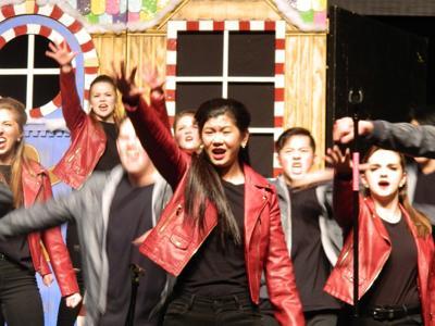 Logan show choir