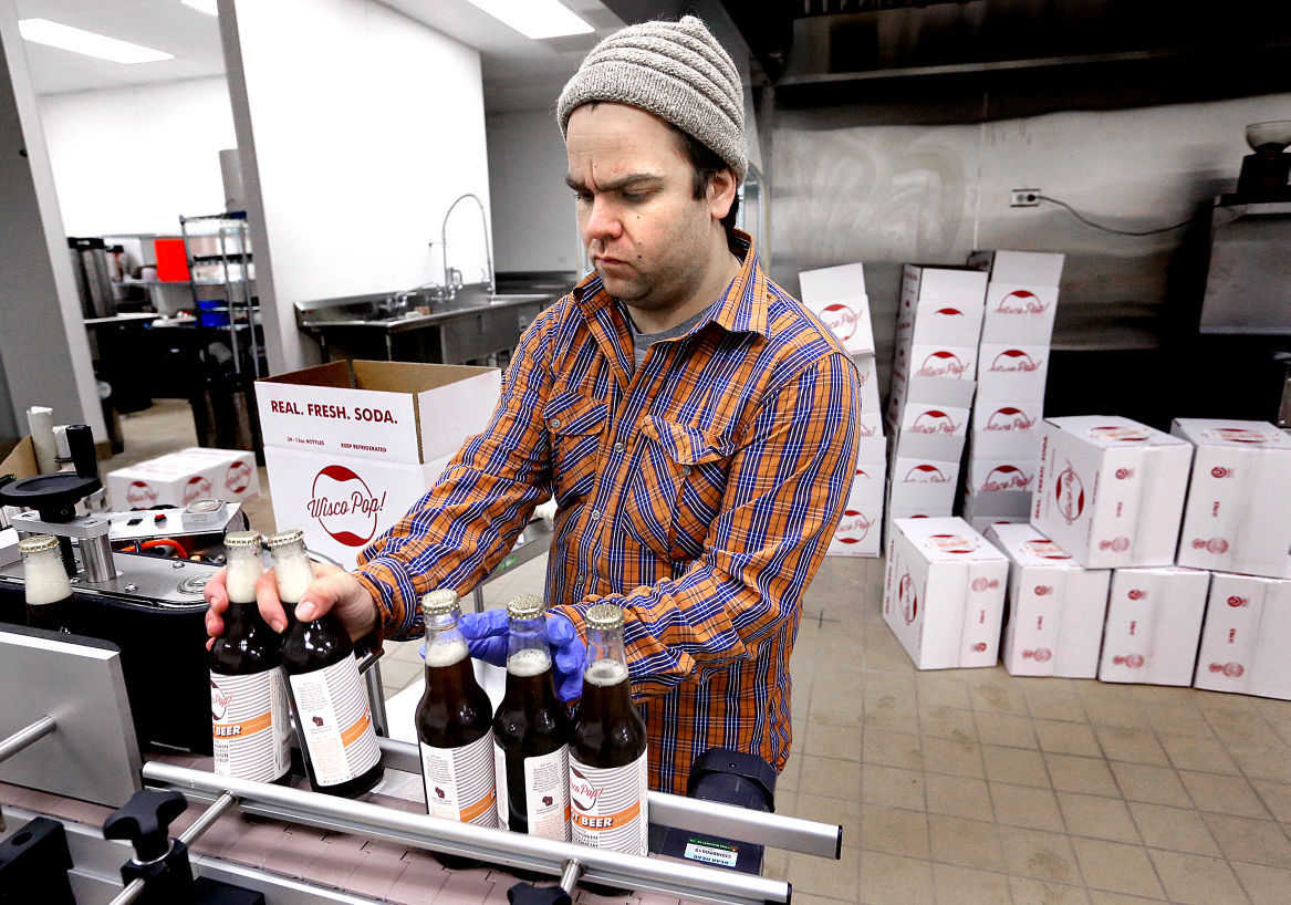 fca96fa723417 Wisco Pop begins bottling operation