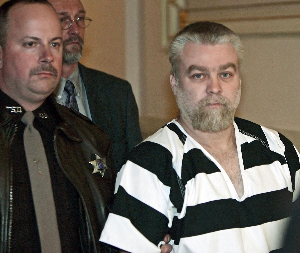 Steven Avery charged