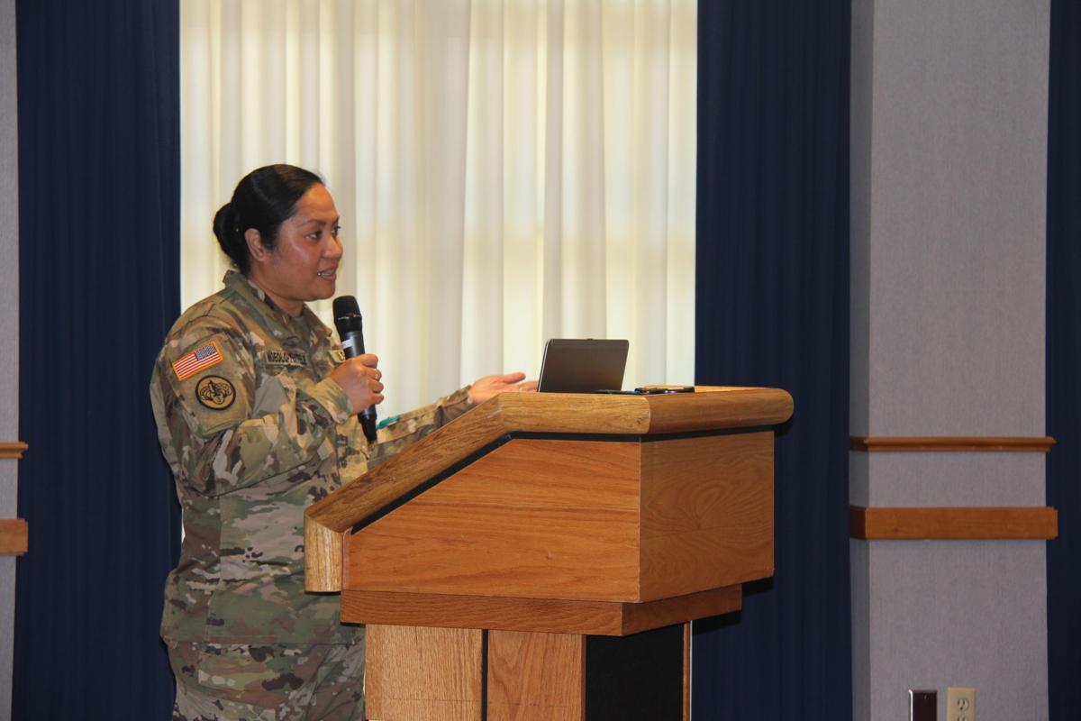 Major Eline D. Moeolo-Tuitele