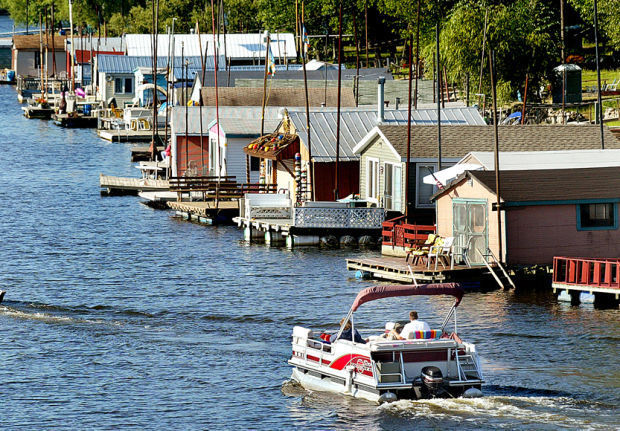 Hometown Icon: Boathouses