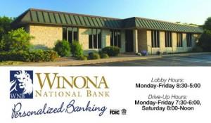 West Office Location - Winona National Bank