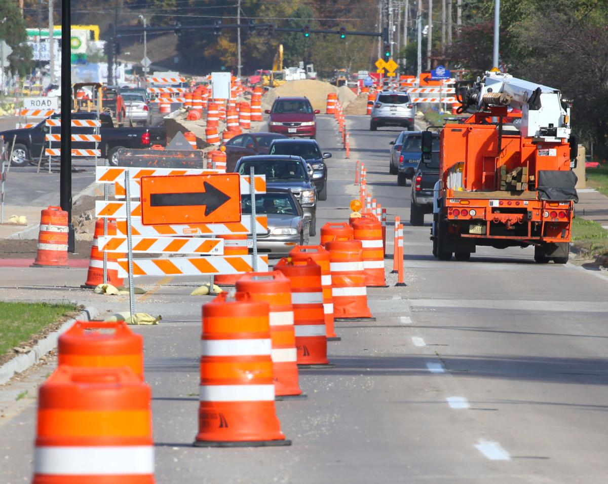 End in sight for I-90 interchange, Holmen Drive projects