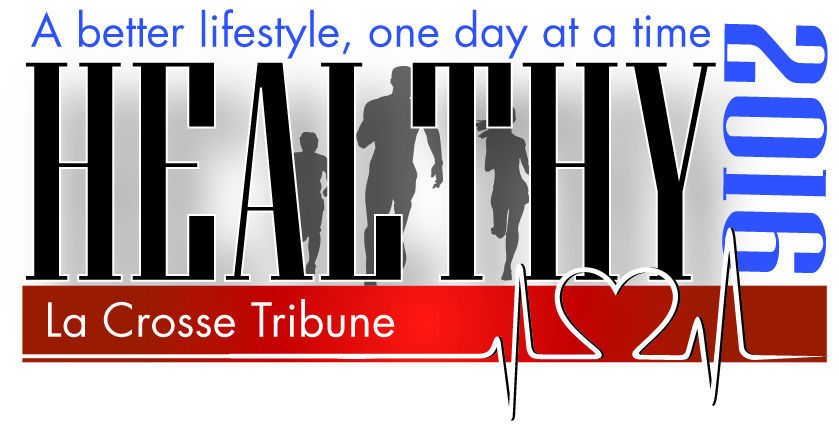 Healthy 2016 logo -- La Crosse Tribune