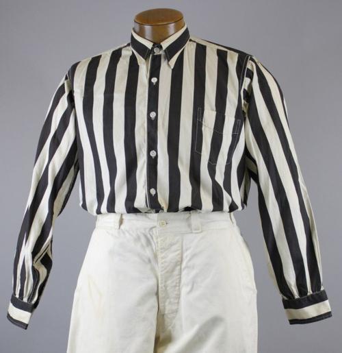 Things that Matter: 1920s football referee uniform