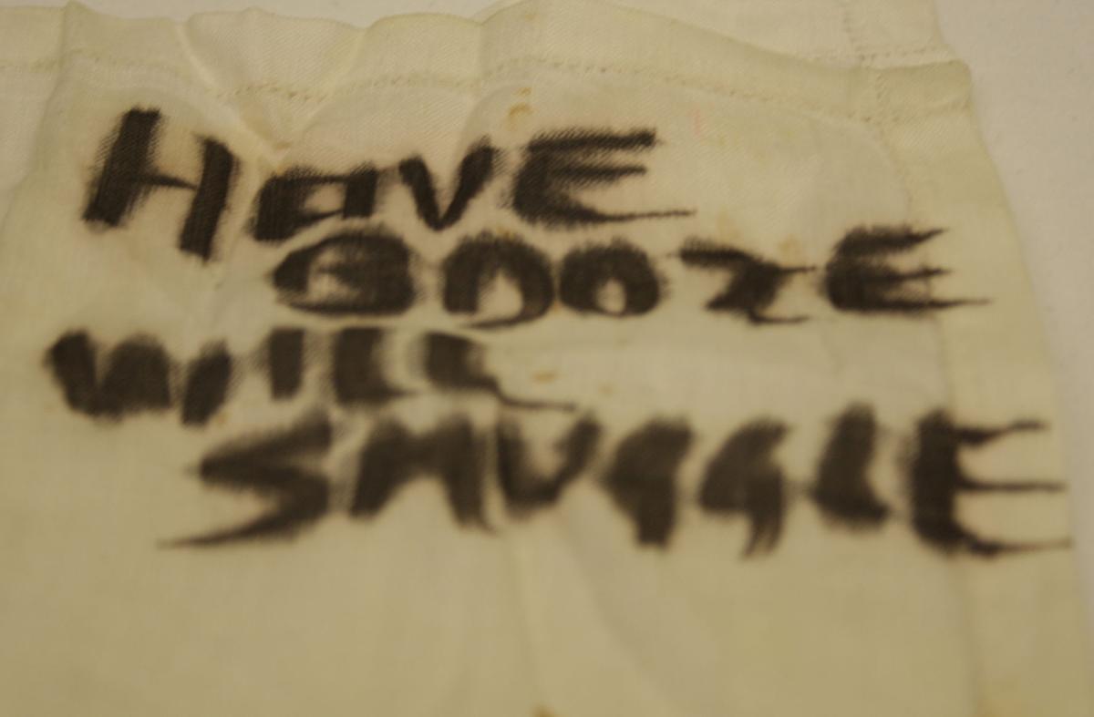 Things That Matter: Prohibition-era handkerchief