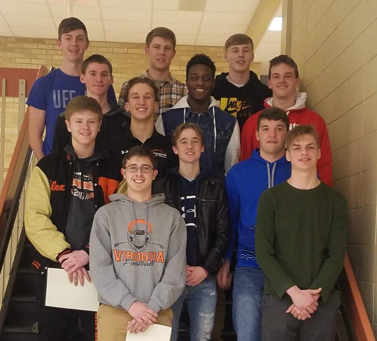 VHS boys basketball team