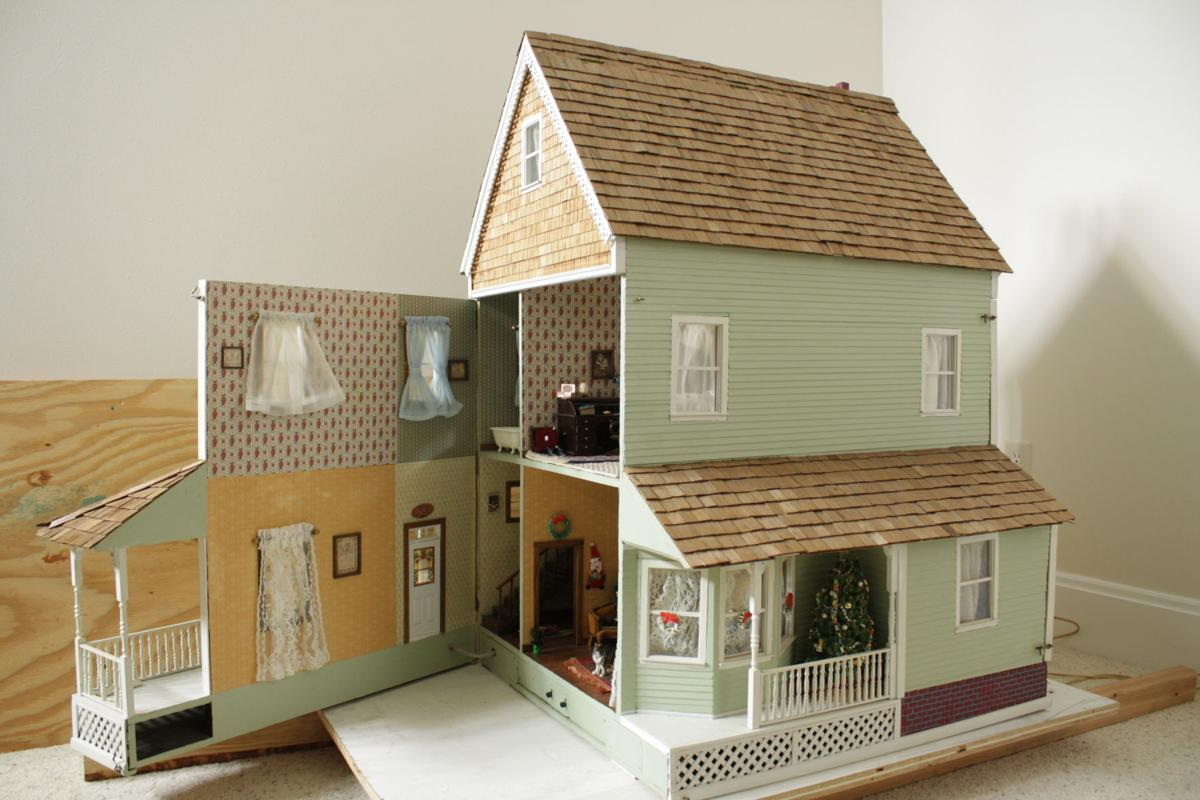 Things that Matter: William and Joan Fancher's dollhouse