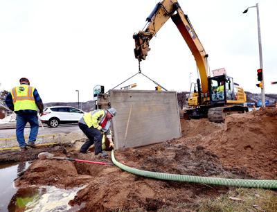 Sewer Main