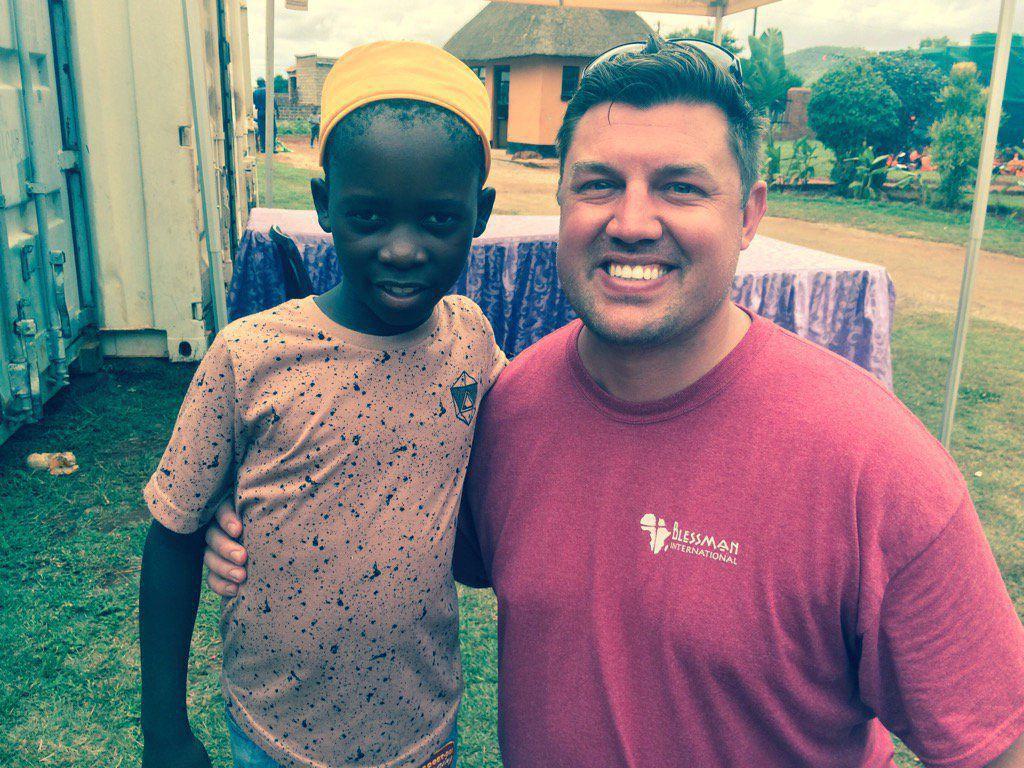 Bengtson in Africa
