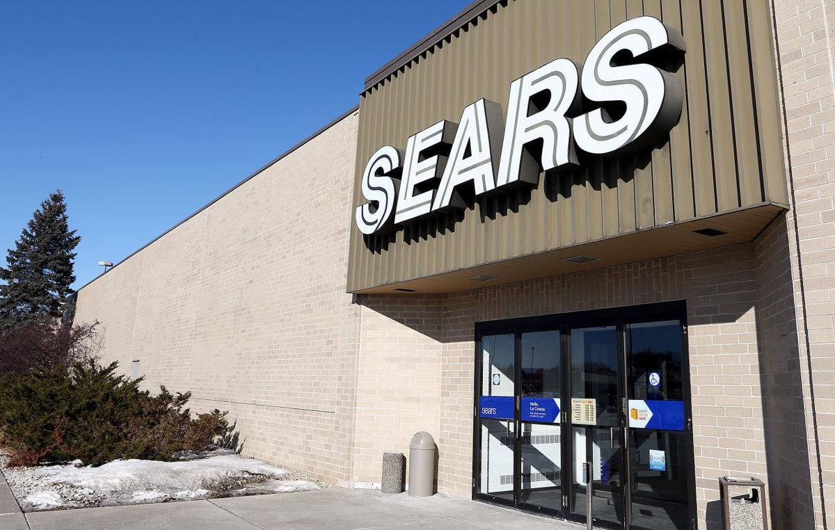 FILE -- Sears at Valley View Mall