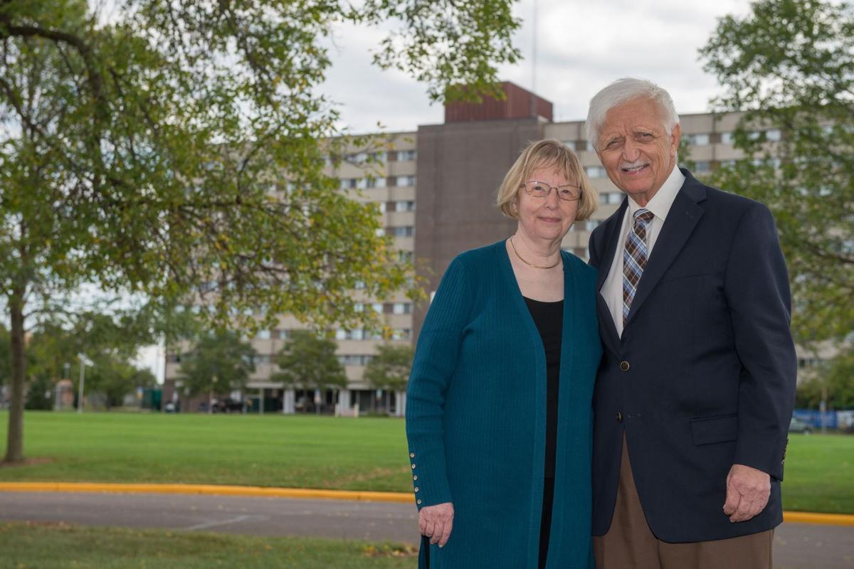 Marilyn and David Karlgaard