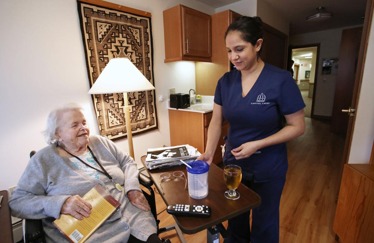 assisted living jobs - HD 1200×782