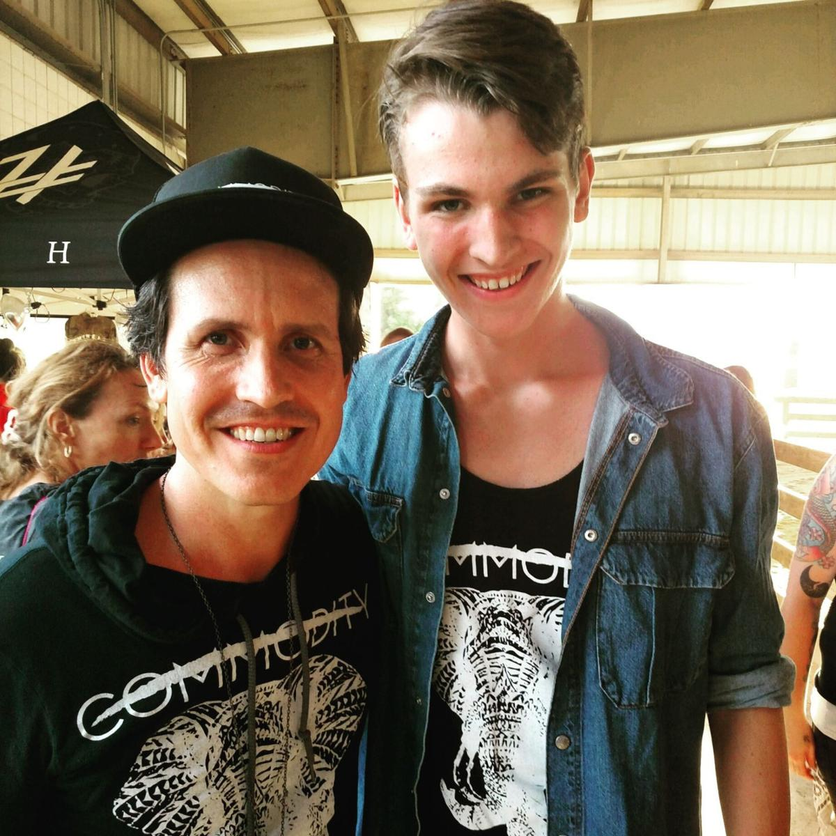 Cameron Schroeder and David Zach of Remedy Drive