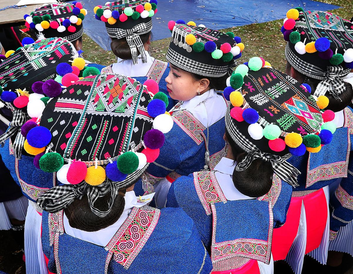 Thousands celebrate Hmong New Year at Veterans Memorial Park in West
