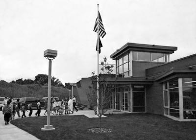 The Way it Was: North Woods Elementary School