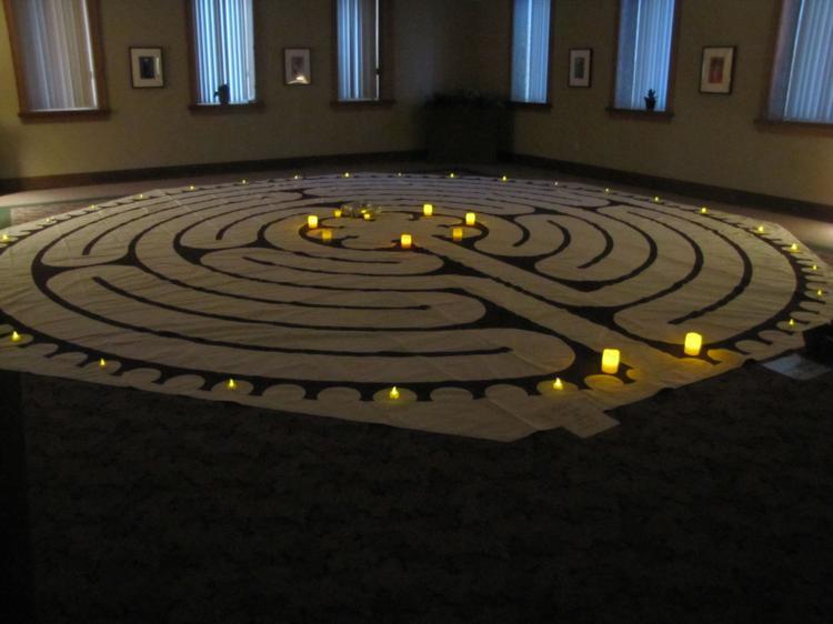 Indoor Labyrinth