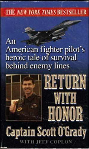 Book cover: 'Return with Honor'