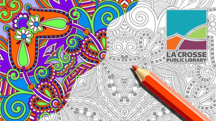 La Crosse Public Library Adult Coloring Club