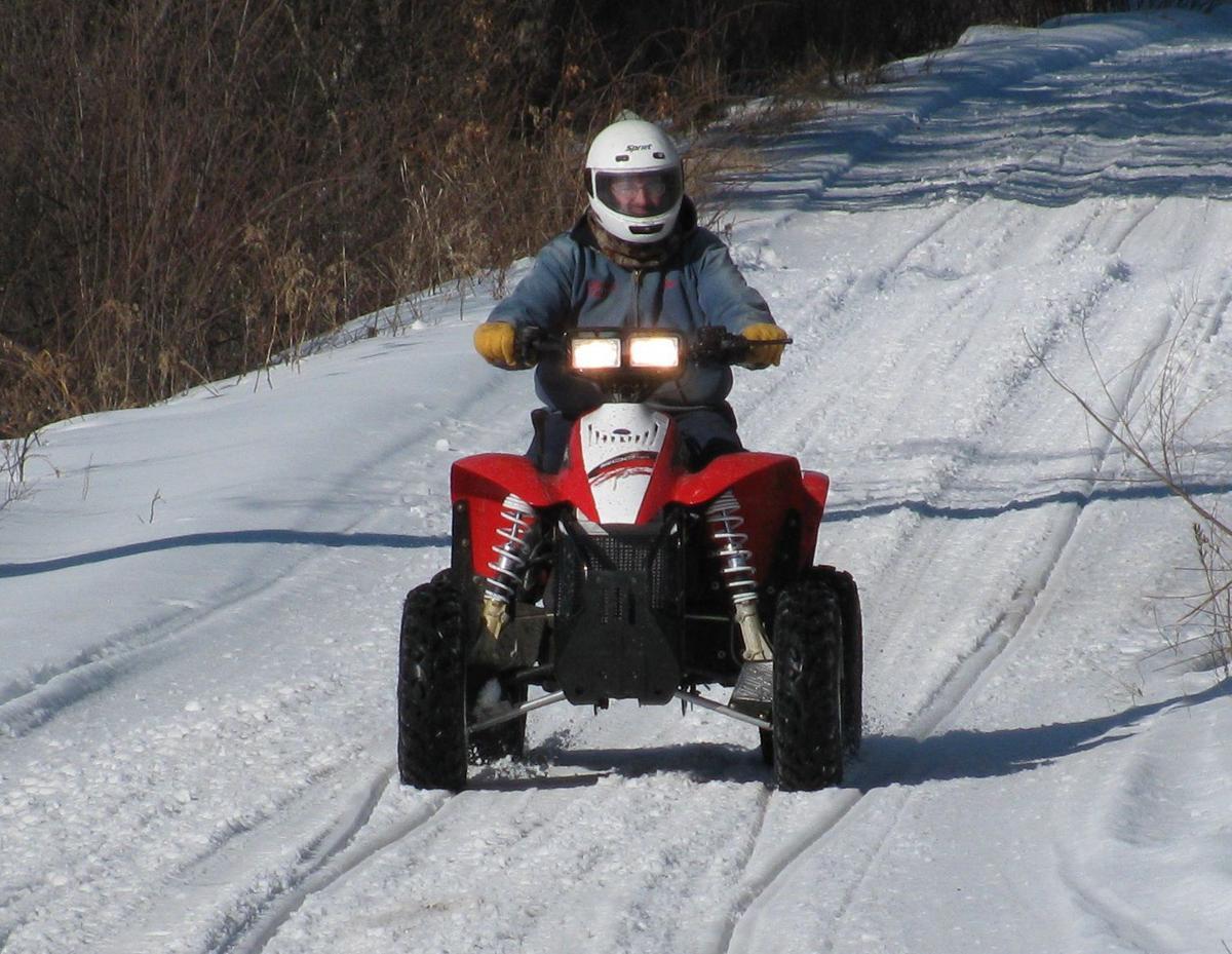 ATV Winter