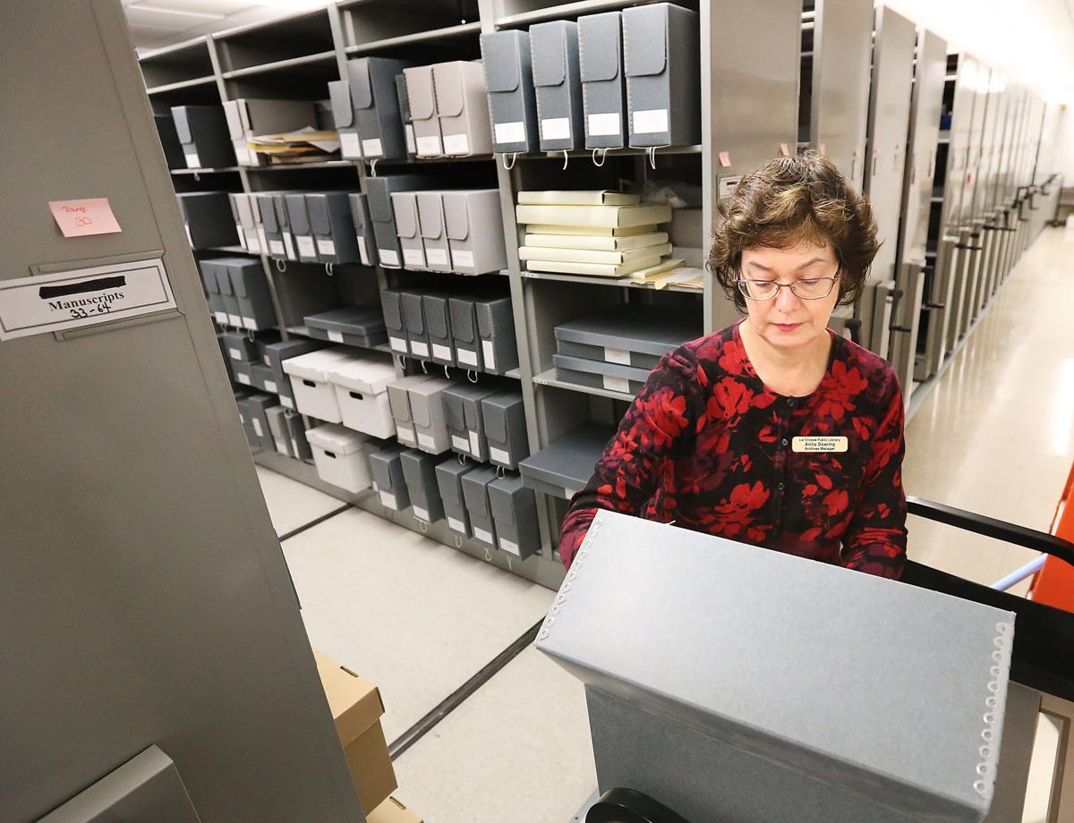 Hidden Places: The La Crosse Public Library Archives