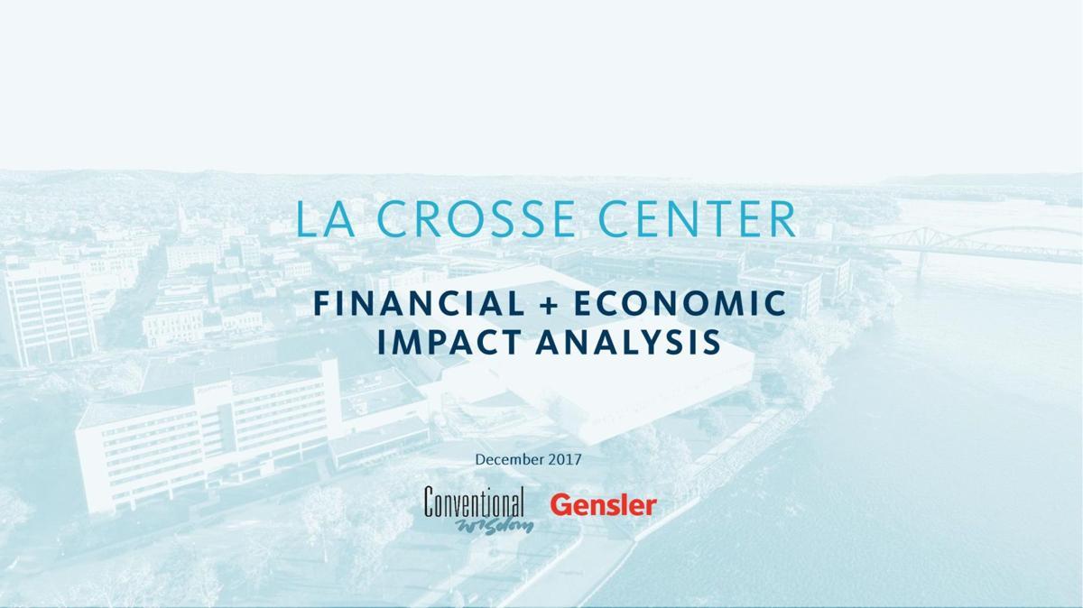 PDF: Economic impact of the La Crosse Center