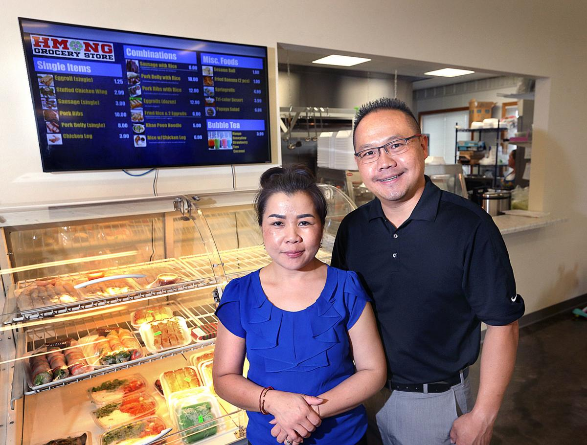 Hmong Grocery Store grows with deli, move to larger location