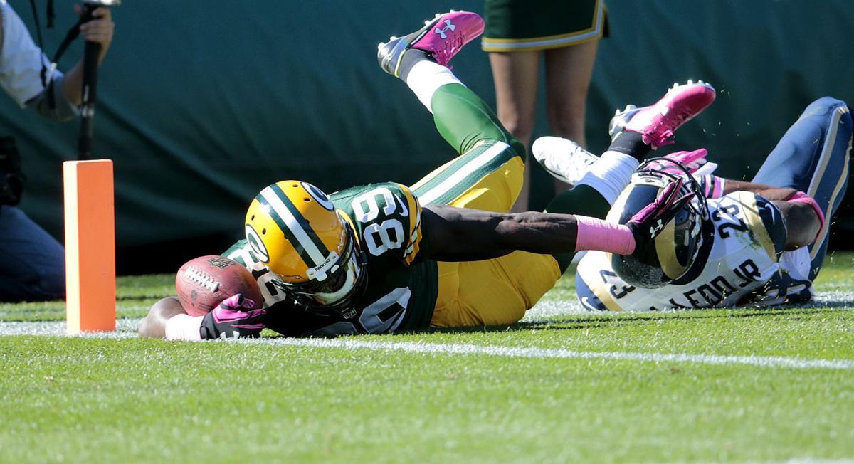 Photos Packers 24 Rams 10 Football Lacrossetribune Com