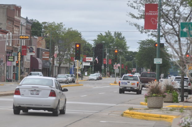 Hometown Icons:  Tomah's Superior Avenue