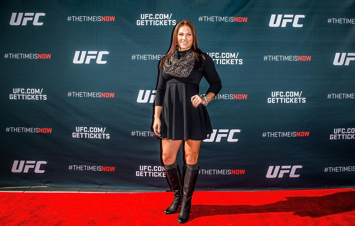Q Amp A Cat Zingano On Ufc 200 And The Changes Made During