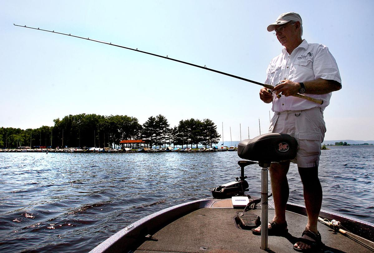 Pro fishing tour: Will home-water advantage serve Tom Monsoor?