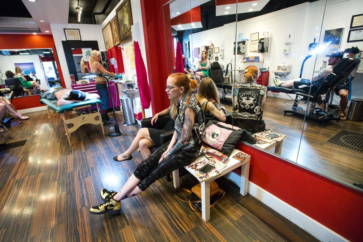 Minneapolis tattoo shop employs all female staff local for Tattoo shops in la crosse wi