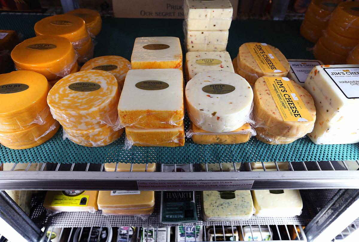 Le Coulee Cheese Castle