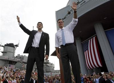 Wisconsins Own Paul Ryan Making Waves >> Wisconsin S Ryan Picked As Romney S Running Mate Government And